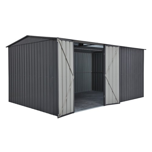 Lotus 10x19 Metal Workshop-Anthracite Grey