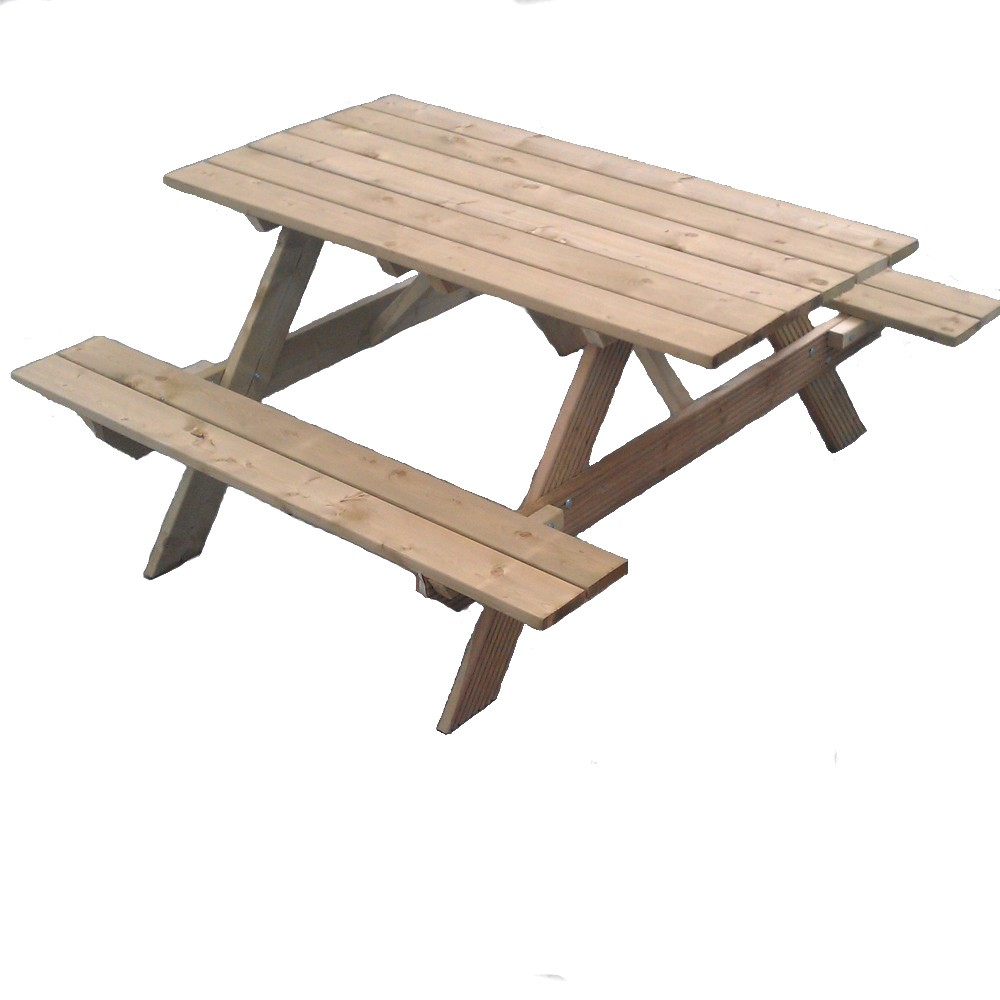 Timber Garden Picnic Table