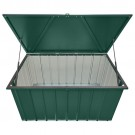 Lotus Cushion Storage Box 5' x 3' Heritage Green